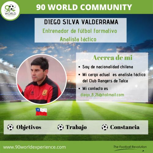 Diego Silva Perfil Pro - 90 WE