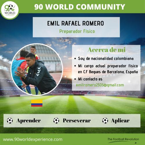 Emil Romero Perfil Pro - 90 WE