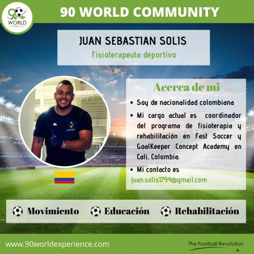 Juan Solis Perfil Pro - 90 We