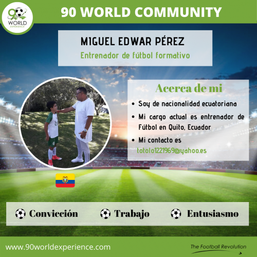 Miguel Perez Perfil Pro - 90 WE