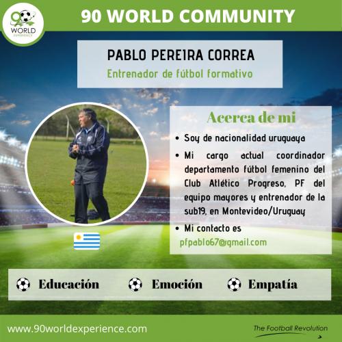 Pablo Pereira Perfil Pro - 90 WE