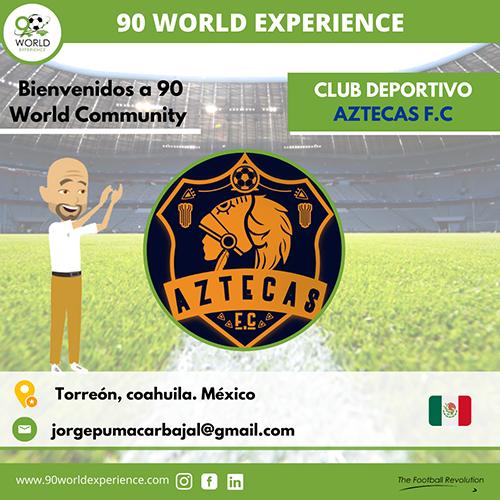 Aztecas FC - 90 WE