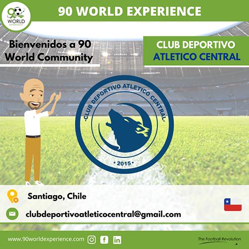 Club Atlético Central - 90 WE