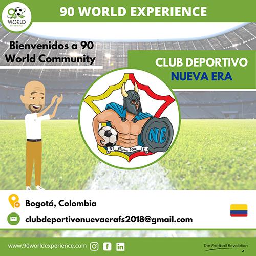 Club Nueva Era FC - 90 WE
