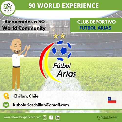 Futbol Arias - 90 WE