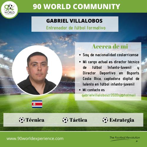 Gabriel VIllalobos Perfil Pro - 90WE