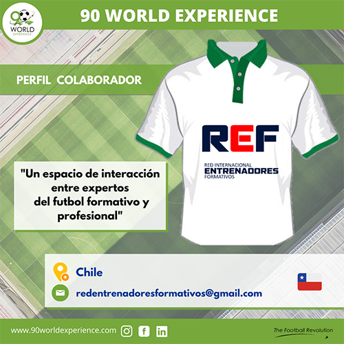 Perfil colaborador REF- 90WE